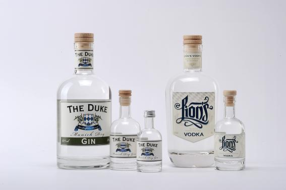 the duke gin münchen