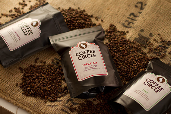 coffee circle fairtrade kaffee