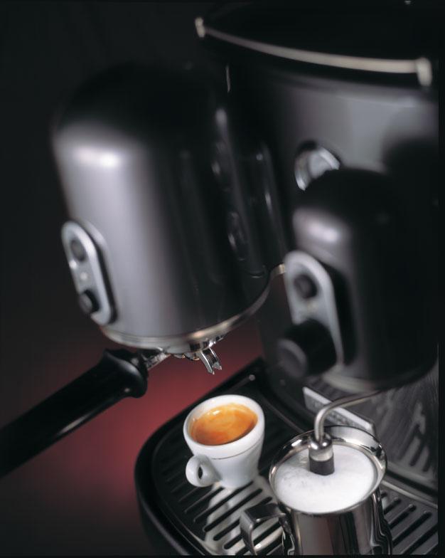 5kes100 ambiance kitchenaid artisan espressomaschine bleywaren. Black Bedroom Furniture Sets. Home Design Ideas