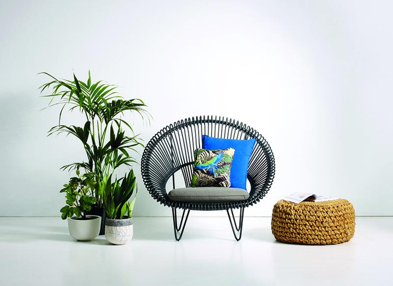 vincent gartenmoebel geflecht moebel retro roy cocoon 2 bleywaren. Black Bedroom Furniture Sets. Home Design Ideas