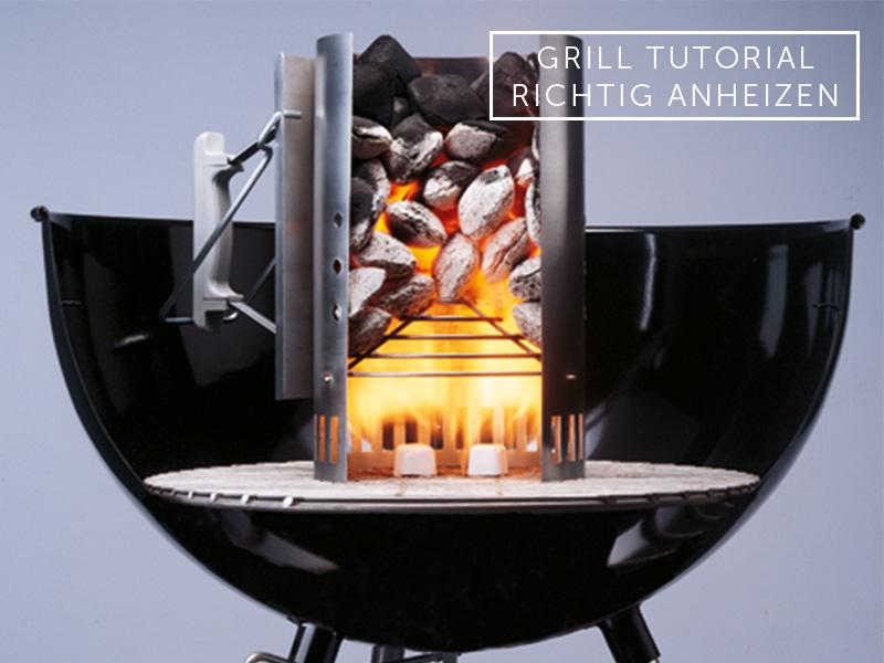 grillakademie wie den grill richtig anheizen bleywaren. Black Bedroom Furniture Sets. Home Design Ideas