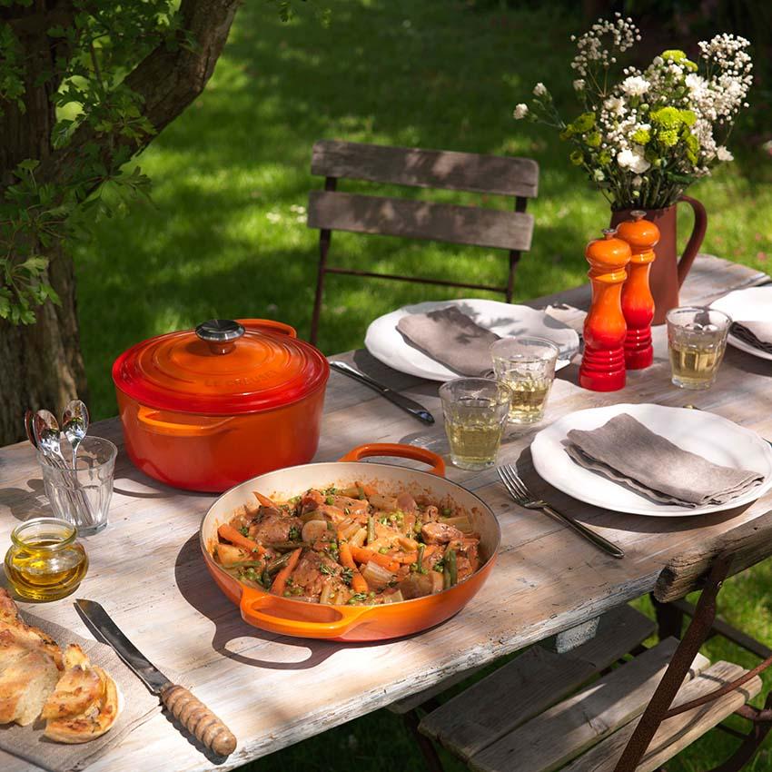 Le-Creuset-Brater-Gourmet-Profitopf-Signature-ofenrot-onlineshop