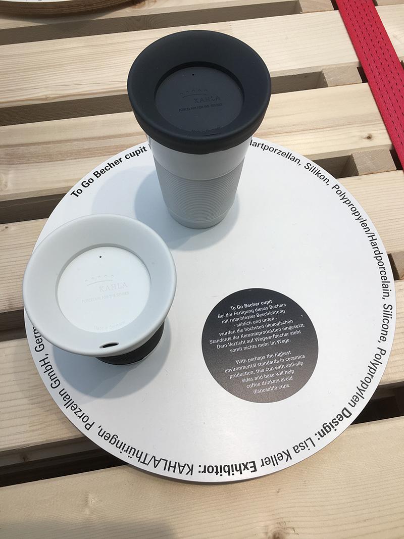 kahla porzellan to go becher kaffeebecher bleywaren bleywaren. Black Bedroom Furniture Sets. Home Design Ideas